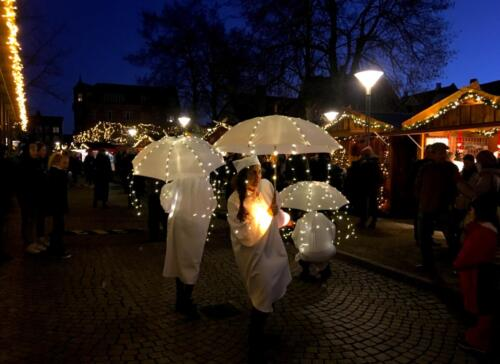 H. C. Andersen Julemarked i Odense